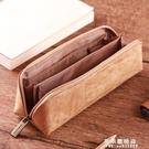 日本KOKUYO版譽杜邦紙筆袋復古簡約男女ins日系大容量創意初高中生文具盒 果果輕時尚