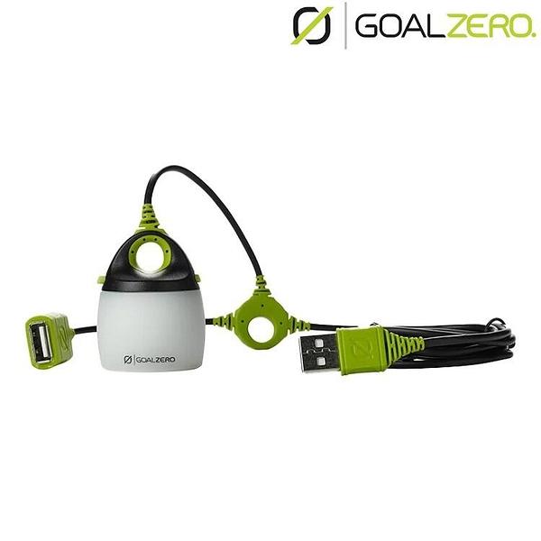 『VENUM旗艦店』Goal Zero Light-A-Life Mini USB Light LED串連垂吊營燈 24007
