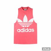 Adidas 女 TREFOIL TANK 愛迪達 慢跑背心 - DH3170