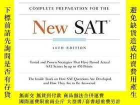 二手書博民逛書店Gruber s罕見Complete Preparation For The New Sat, 10th Edit