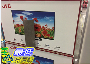 [COSCO代購] JVC 39E MONITOR 39吋液晶顯示器 含視訊盒 C111648