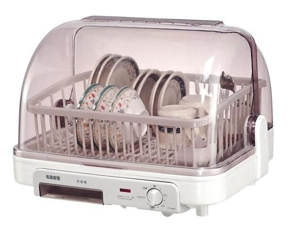 【中彰投電器】名象(8人份)溫風式烘碗機,TT-886【全館刷卡分期+免運費】