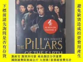 二手書博民逛書店The罕見Pillars Of The EarthY2670 K