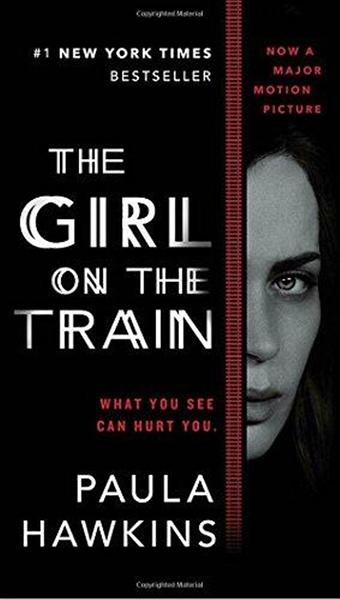 (二手書)Girl on the Train (Movie tie in)