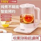 110V伏養生壺煎藥壺電熱水壺家用小家電廚房電器出口美國煮茶器 NMS蘿莉新品