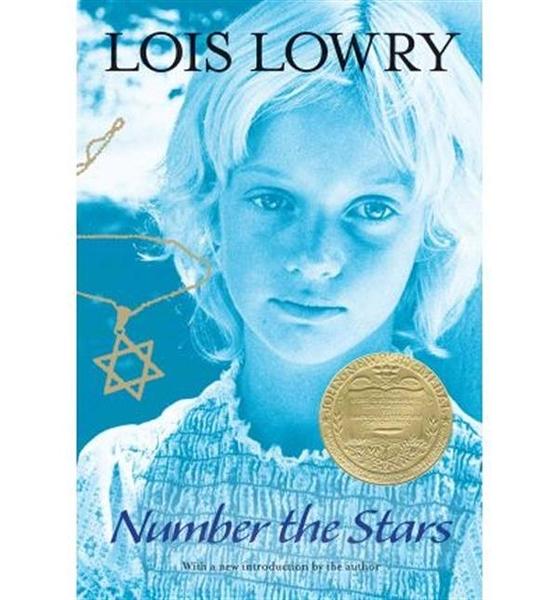 (二手書)Number the Stars (1990 Newbery Medal Book)