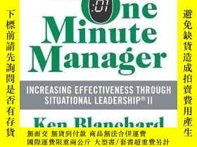二手書博民逛書店Leadership罕見and the One Minute Manager Updated Ed:Increas