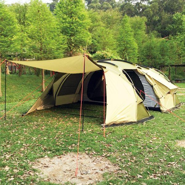 ADISI 紅檜旅居帳AT16145 / 城市綠洲 (豪華別墅帳、帳篷、帳棚、露營用品、一房一廳)