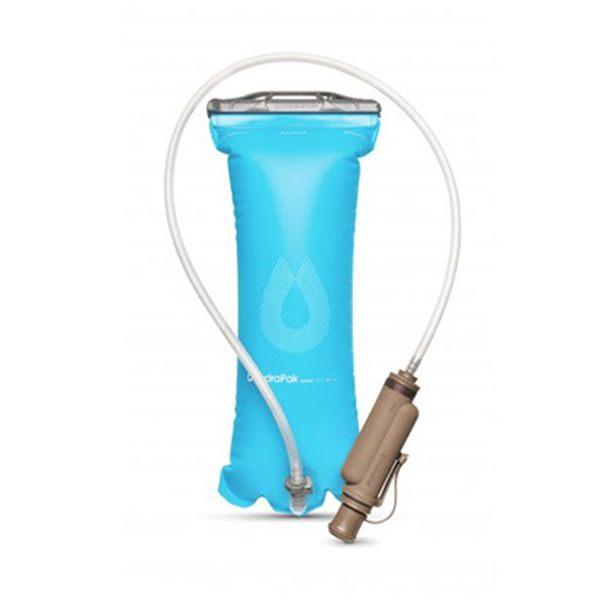 HydraPakPropel 可翻洗擠壓式水管背包水袋 3L 甜酒藍
