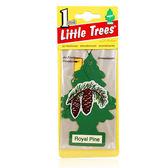 LITTLE TREES 美國小樹香片-松樹Royal Pine(10g)【美麗購】