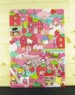【震撼精品百貨】Hello Kitty 凱蒂貓~文件夾~草莓家族
