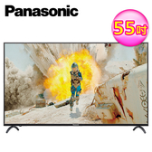 Panasonic 國際牌 55吋 4K 連網液晶顯示器+視訊盒 TH-55EX550W