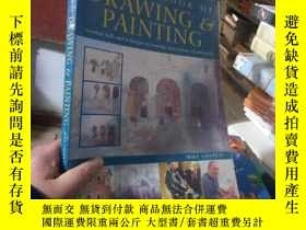 二手書博民逛書店COMPLETE罕見BOOK OF DRAWING & PAIN