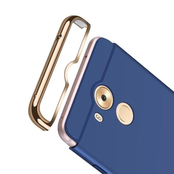 新品特價 華為mate8手機殼 華為mate8磨砂支架硬殼NXT-AL10保護套男女款全包輕薄防摔指環扣