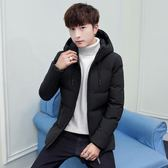 冬季男士外套青少年韓版潮流休閑棉衣服帥氣男裝棉服加厚棉襖 樂活生活館