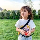 女童T恤 女童夏裝新款純棉短袖T恤中小兒童洋氣半袖寶寶韓版夏季上衣