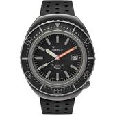 SQUALE 鯊魚錶 2002系列千米潛水機械錶-44mm 2002.BR.G.G.NT