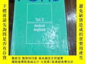 二手書博民逛書店pons罕見dictionaryY271632 peter ro