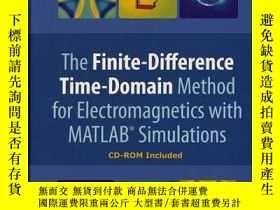 二手書博民逛書店The罕見Finite Difference Time Domain Method For Electromagn