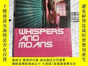 二手書博民逛書店英文原版罕見Whispers and Moans by Yeeshan YangY255387 Yeeshan