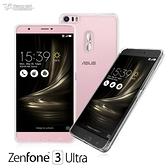 【默肯國際】Metal Slim ASUS Zenfone 3 Ultra ZU680KL 透明TPU軟殼 手機殼 保護套 清水套 防摔滑