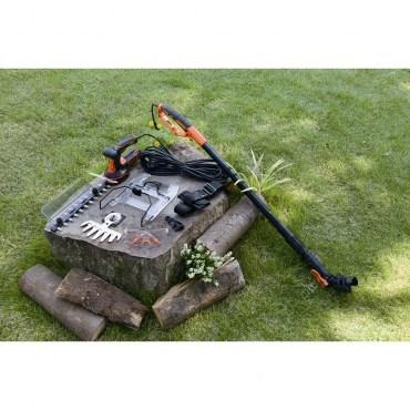 B&D 4合1多功能插電式園藝修剪機GPSH1000