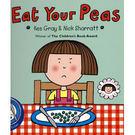 『繪本123‧吳敏蘭老師書單』-- EAT YOUR PEAS /英文繪本(中譯:不愛吃豆子的小女孩)