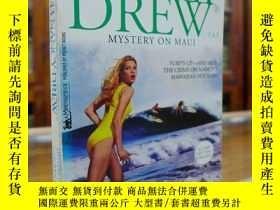二手書博民逛書店Mystery罕見on Maui Nancy Drew 143(