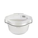 【送陶板屋餐券6張 14天後寄出】回函贈SHARP夏普2.4公升0水鍋無水鍋調理鍋KN-H24TB(W)