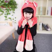 冬季加絨加厚7-14歲女童護耳帽OR1218『miss洛羽』