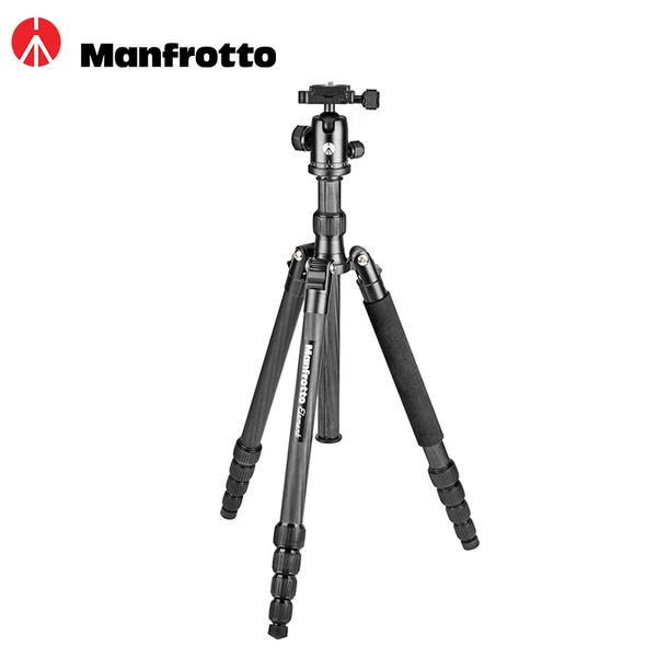 ◎相機專家◎ Manfrotto ElementTraveler 大型 碳纖反摺三腳架 MKELEB5CF-BH 公司貨