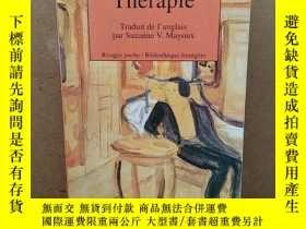 二手書博民逛書店罕見ThérapieY269331 David Lodge Rivages ISBN:978274360329