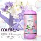 MIAU英國梨&小蒼蘭精油香氛沐浴乳2000ml(6入)