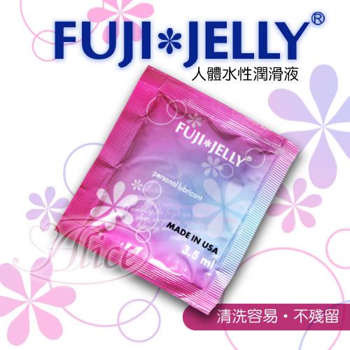 (現貨快速出貨)美國FUJI芙杰莉人體水性潤滑劑3.5ML -邱比特情趣用品 潤滑液