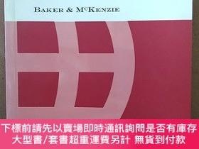 二手書博民逛書店BAKER罕見MCKENZIE IMMIGRATION MANUAL(2002)Y269331 Gilles