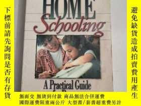 二手書博民逛書店A罕見FIELD GUIDE TO HOME SCHOOLING家庭教育的野外指南(沒勾畫)Y6318 Chr