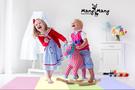【愛吾兒】Mang Mang 小鹿蔓蔓 兒童4cm摺疊遊戲地墊(四折200L款)-糖果色