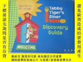 二手書博民逛書店Tabby罕見Tigers Diner Doors Tg (Do