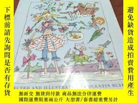 二手書博民逛書店The罕見puffin book of nonsense sto