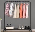 簡易衣帽架晾衣架落地室內摺疊
