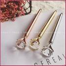 大量現貨💎19克拉鑽石筆-奢華風公主權杖筆 --實用婚禮小物 克拉鑽石筆 聖誕禮物 交換禮物