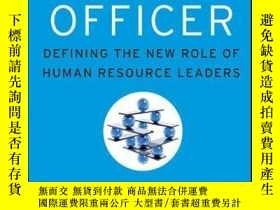 二手書博民逛書店The罕見Chief HR Officer: Defining the New Role of Human Res