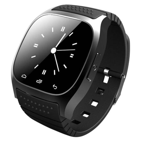 穿戴式智慧手錶藍牙通話手環資訊同步提醒運動計步器支援安卓IOS 『CR水晶鞋坊』