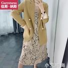 西裝外套女2020春秋季新款韓版休閒炸街英倫風上衣網紅氣質小西服 小艾新品