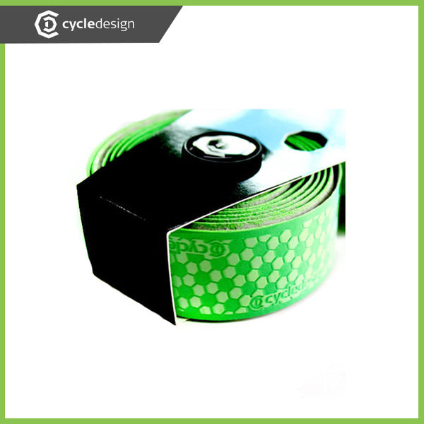 cycledesign 足球紋路自行車手把帶 (黑/天空藍/粉紅/紫/綠)