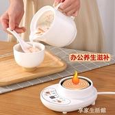 多功能養生壺小型辦公室全自動陶瓷mini家用煮粥煮花茶1人2-220V-享家