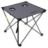 探路者可折疊桌秋款戶外露營釣魚野外公園沙灘便攜桌椅ZEAF80201