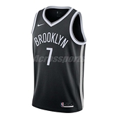 Nike 球衣 Kevin Durant Brooklyn Nets Icon Edition 2020 Swingman Jersey 黑 白 男款 布魯克林 籃網隊【ACS】 CW3658-013