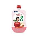 【寶膳Bebecook】嬰幼兒果汁(蘋果紅蘿蔔) [100mL/包]