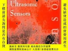 二手書博民逛書店Ultrasonic罕見Sensors For Chemical And Process Plant (senso